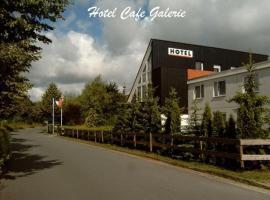 Hotel-Café-Galerie, Garbsen