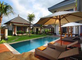 勒巴克巴厘島酒店