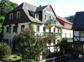 Pension Rauschenstein, Bad Schandau