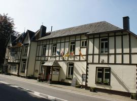 Parkhotel Villa des Effats Vielsalm