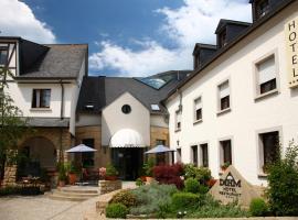 Hotel - Restaurant DAHM, Erpeldange