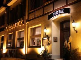 Hotel Restaurant Siegblick, Siegburg