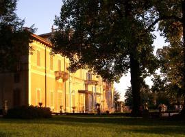 Villa Cagnola, Gazzada