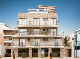 Pieros hotel, Viña del Mar