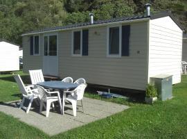 Camping Simplonblick Raron, Raron