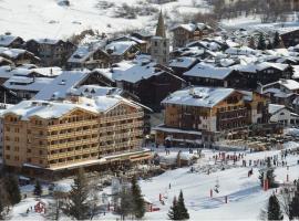 Le Yule Hotel & Spa, Val d'Isère
