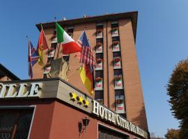 Hotel Città Dei Mille, Бергамо