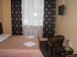 Hotel Yubileinaya, Irkutsk