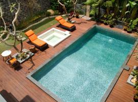 D Green Villa Lembang, Lembang