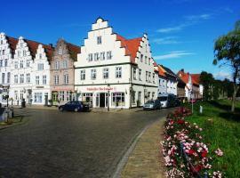 Pension Marktblick, Friedrichstadt