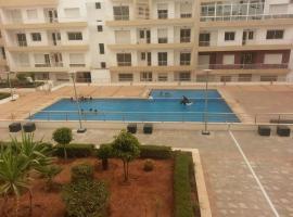 Gladness Apartment, Agadir