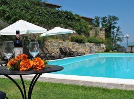 Casa Vacanze il Castellaccio, Lucolena in Chianti