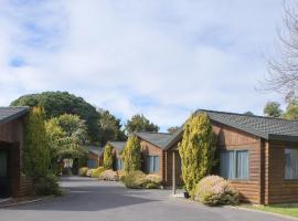 Cottage Park Travel Lodge & Conference Centre, Otaki