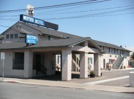 Western Motel, Salinas