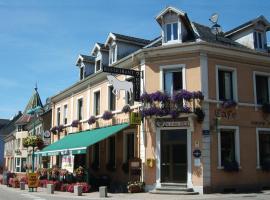 Au Cheval Blanc, Saint-Amarin