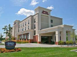 Hampton Inn Suites Indianapolis Airport 2 Star Hotel