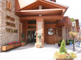 Sport Hotel Village, Soldeu