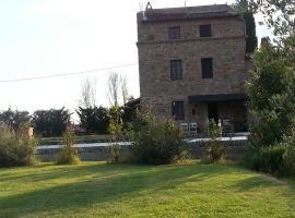 Villa Aldo, Cortona