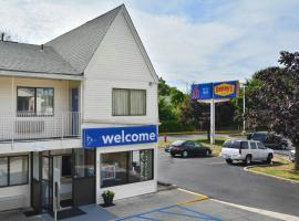 Motel 6 Hartford - Southington, 서딩턴