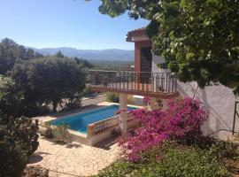 Country house Godall, La Galera
