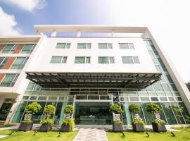 Sunseed International Villa Hotel, Chiayi City