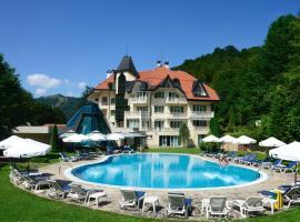 Evergreen Palace Hotel, Ribarica