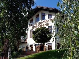 Reit-und Sporthotel Nordmann