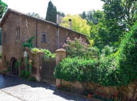 Etruscan Garden, Sutri