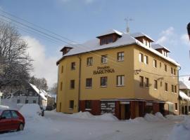 Penzion Barunka, Vysoké nad Jizerou