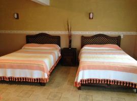 Hotel de la Parroquia, Tlalpujahua de Rayón