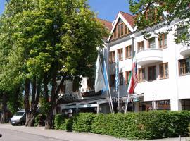 Hotel Kastanienhof, Erding