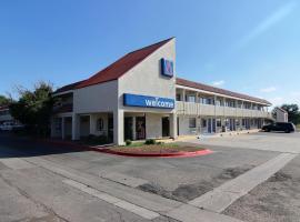 Motel 6 Amarillo - Airport, Amarillo