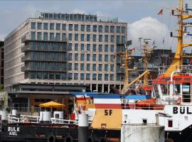Atlantic Hotel Kiel, Kiel