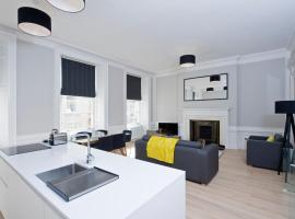 Destiny Scotland - Hill Street Apartments, Edimburg