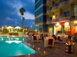 Hôtel Club Val d'Anfa, Casablanca