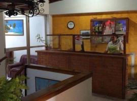 洛斯卡姆布洛斯餐廳酒店, Manizales