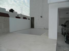 Casa Jorge B, Uaymitun