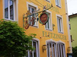 Hotel Fletzinger Bräu, Wasserburg am Inn