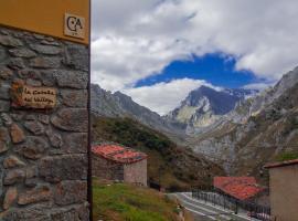 Casa Rural La Cabaña del Valleyu, Sotres