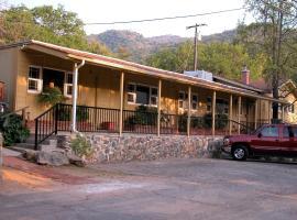 Sequoia Motel, Three Rivers