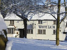 The White Lion Inn, Hampton in Arden