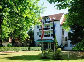 Parkhotel Klüschenberg, Plau am See