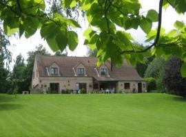 B&B Villa Catalpa, Lasne-Chapelle-Saint-Lambert