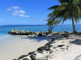 Pension Ariitere Huahine, Fare