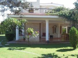 Three-Bedroom Villa at Armed Forces Village, North coast, Sidi Krir