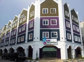 Syaz Meridien Hotel 3 Bintang Ini Adalah Penginapan Pilihan Mereka Menyediakan Perkhidmatan Yang Sangat Baik Nilai Hebat Dan Reviu Cemerlang