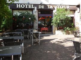 La Tour, Aubazines