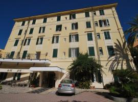 Esperia Hotel Spotorno, Spotornas
