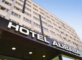 Hotel Ali Baba, Homonna