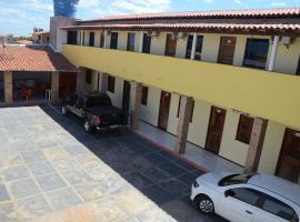Hotel Pousada Peito de Moça, Luis Correia